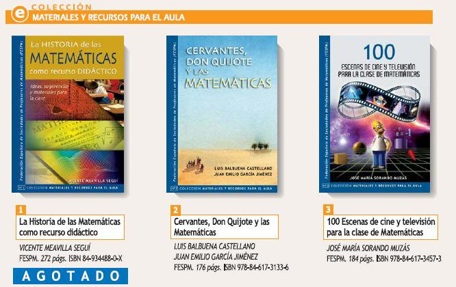 Materiales y recursos para el aula / Matemáticas y entorno